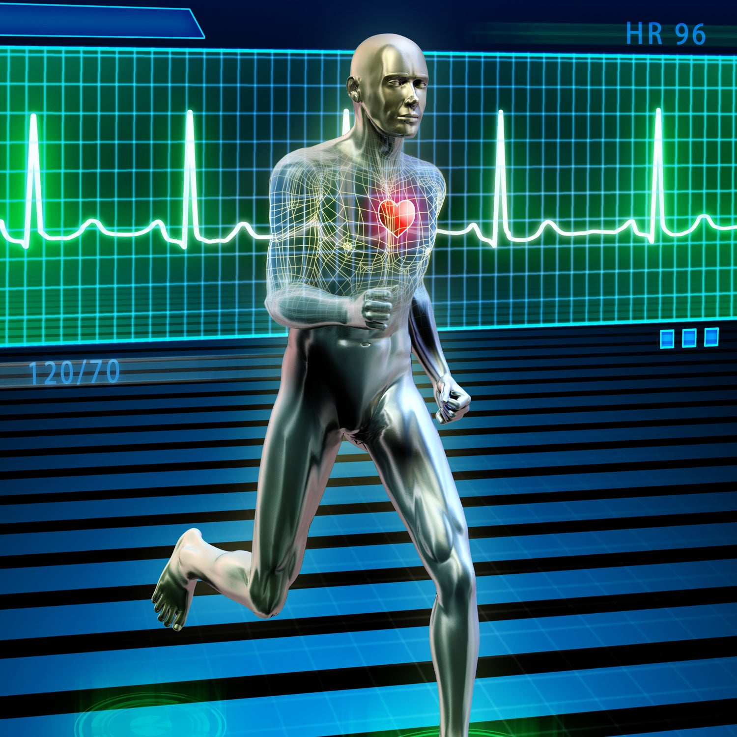 How To Train To Heart Rate Effectively