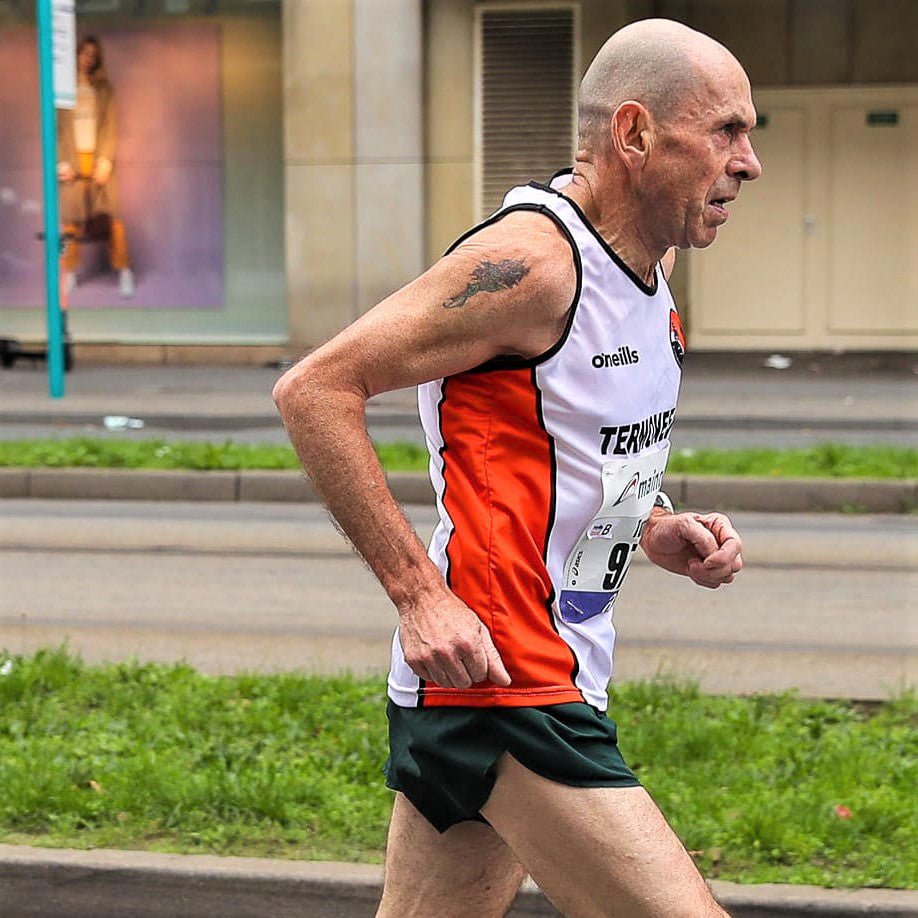 Tommy Hughes: Alcoholic To Over-60 Half Marathon World Record Holder